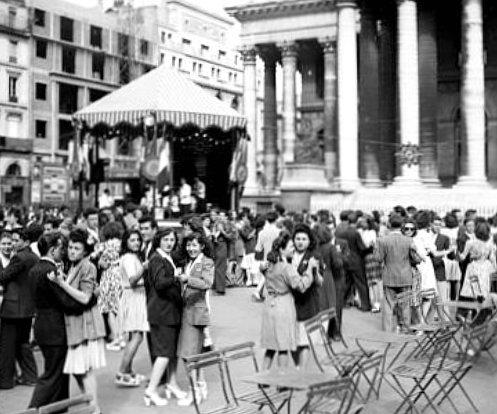 bal du 14 juillet 1947