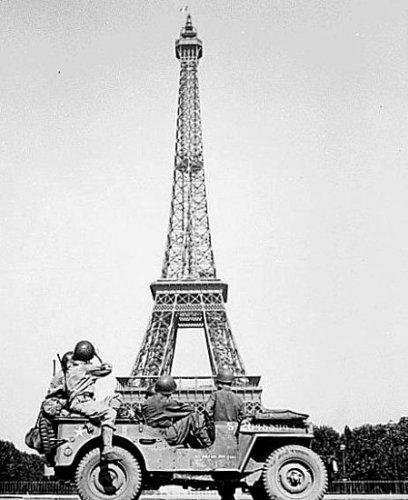 Paris ete 1944