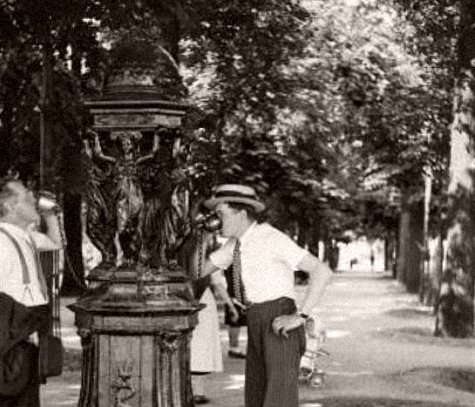 fontaine Wallace en juin 1941