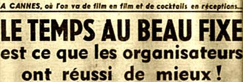 jeudi cinema du 3 octobre 1946