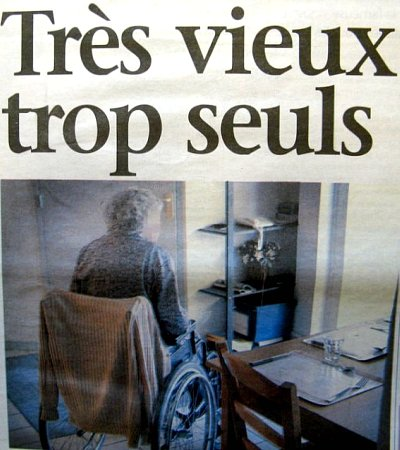 la France redécouvre ses vieux durant la canicule d'août 2003 météopassion