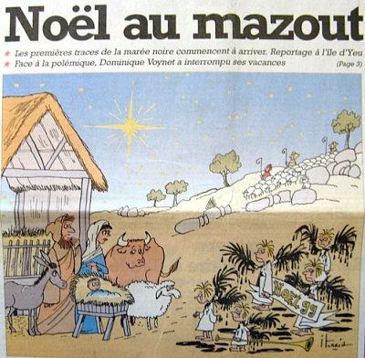 noel au mazout 1999