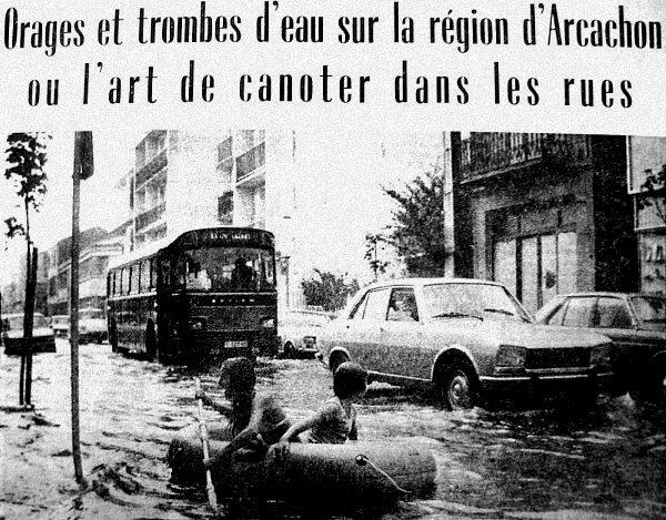 orage du 25 aout 1976