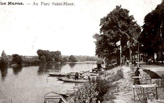 Parc Saint Maur