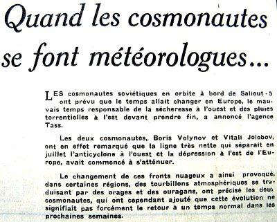cosmonautes meteorologues mi aout 76