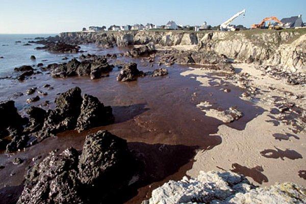 rochers souilles au pouliguen