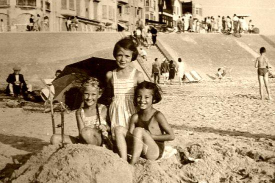 vacances en aout 1947