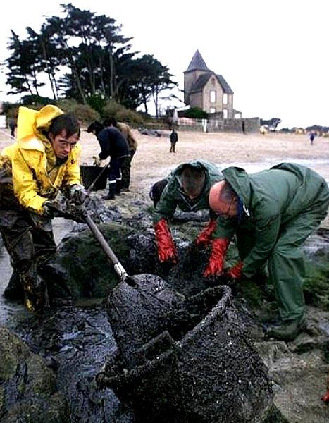 les volontaires au travail decembre 1999